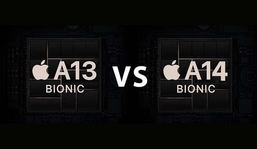 پردازنده a14